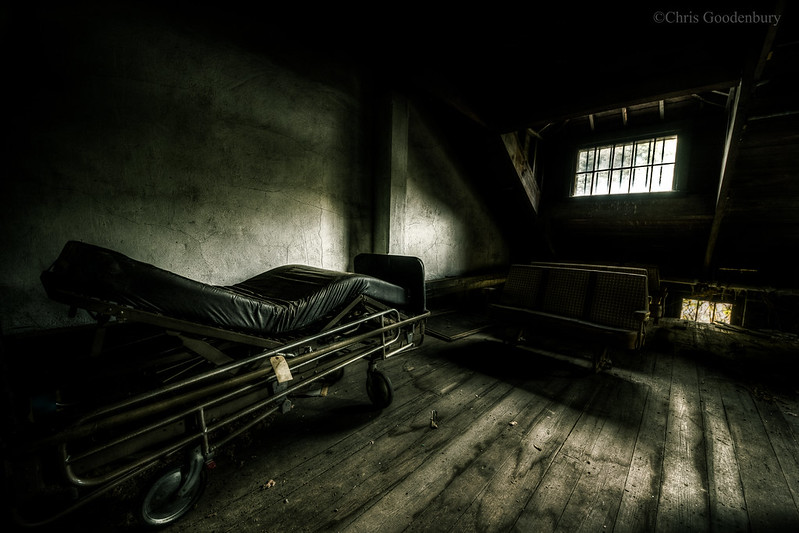 Once We've Outlived Our Usefulness | Reformatory in Ruin
