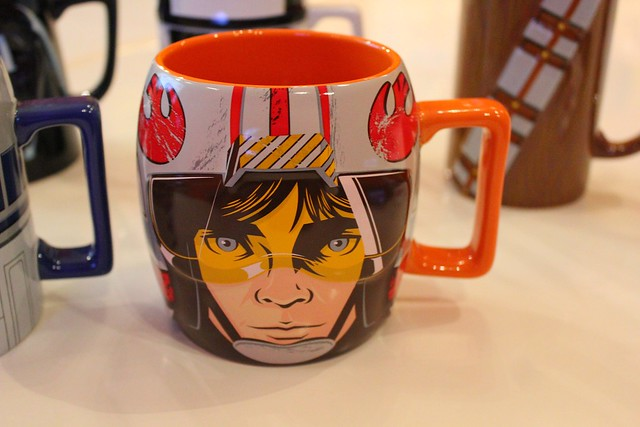 Star Wars Disney Store merchandise reveal