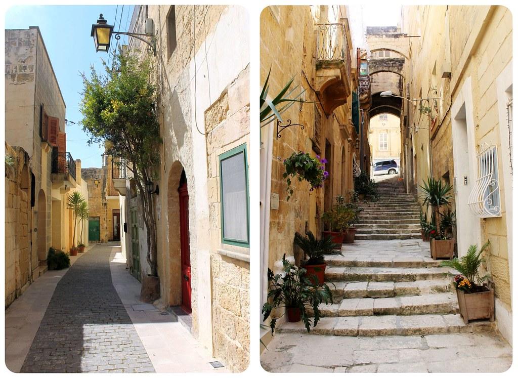 Malta towns