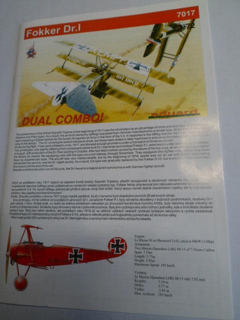 Ouvre-boîte Fokker DR.I  [Eduard 1/72] 17050478438_0398969817_o