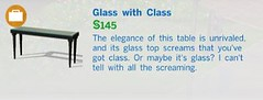 Glass With Class