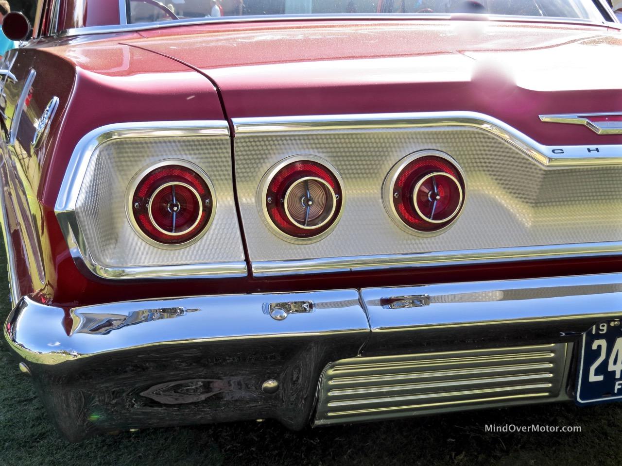 1963 Chevrolet Impala SS Taillights