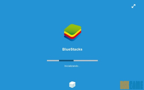 BlueStacks - Iniciando