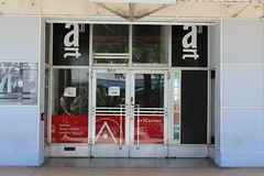 Art Deco Doors Former Burdines Dept Store Lincoln Road Mall