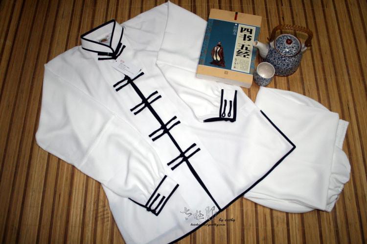 Jia Jia cotton Standard Tai Chi Suit