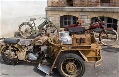 Les Sièges 89 : 10ème rassemblement véhicules anciens