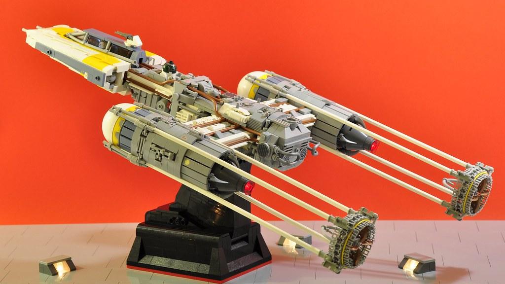 Yet Another Y Wing Koensayr Btl A4 Lego Star Wars Eurobricks
