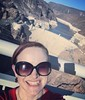 My big ol' sunglasses & I finally made it to the Hoover Dam. #playingtourist #weekend