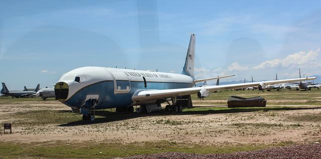 Boeing C-135K Stratotanker