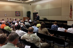 Arlington Town Hall Meeting