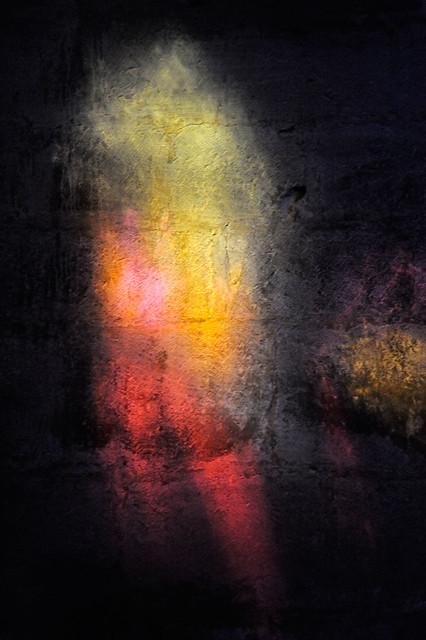 Inesperado encuentro con la luz una tarde de octubre / Unexpected encounter with the light on an October afternoon
