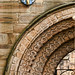Durham - Castle Gatehouse Arch Detail by Kimhaz is catching up