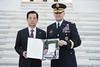 South Korean Defense Minister Han Min-koo