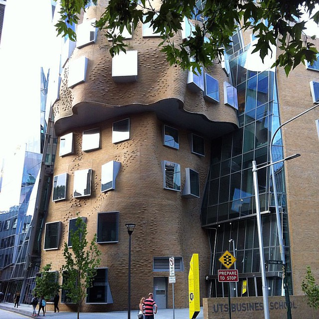 Dr Chau Chak Wing Building, UTS Business School, Ultimo.