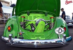 Big Wayne's 1956 VW Bug