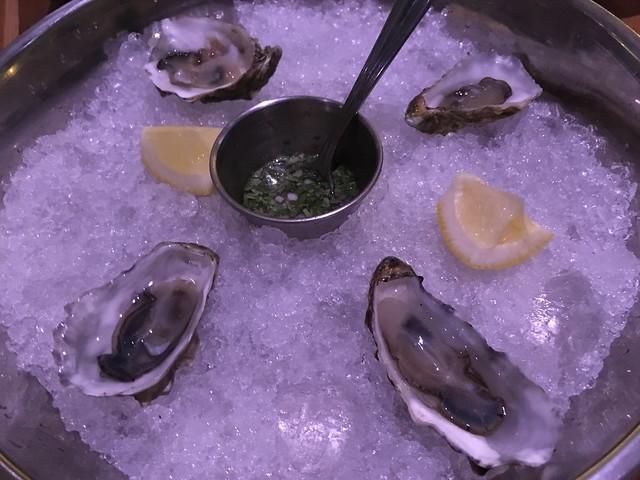 Oysters - Mister Jiu's