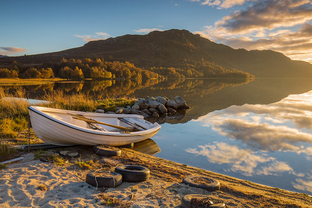 Autumn Reflections..