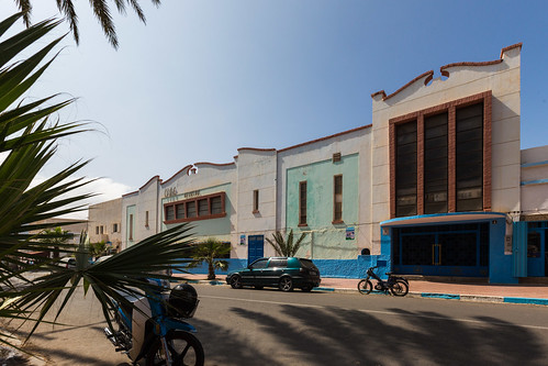 Sidi Ifni  Cinema