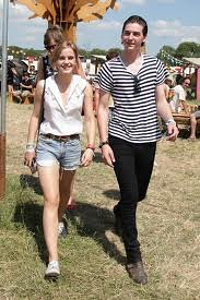 Emma Watson Glastonbury Coachella Festival Fashion