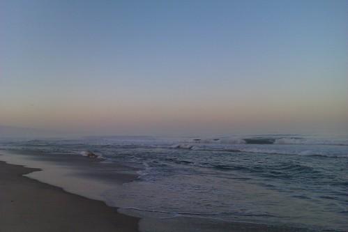 Manhattan Beach at Sunrise
