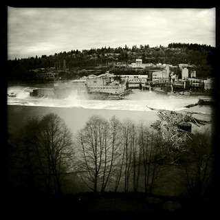 Paper Mill/Williamette Falls - Oregon City, OR