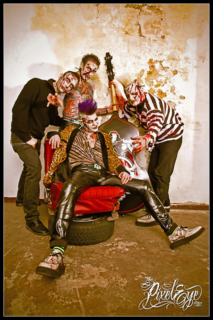 Demented Are Go - Promo 2012