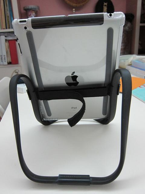 Infinite Loop Tablet Stand - iPad 2 (Back)