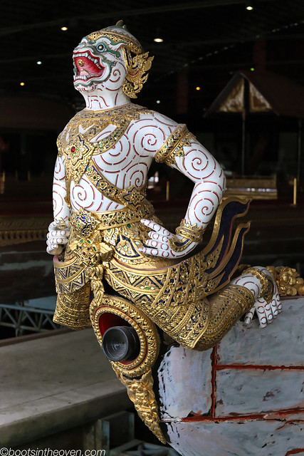 Monkey God Figurehead