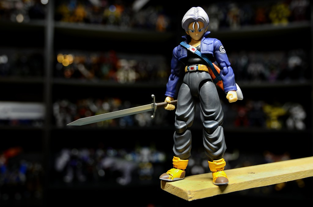 Figuarts Trunks