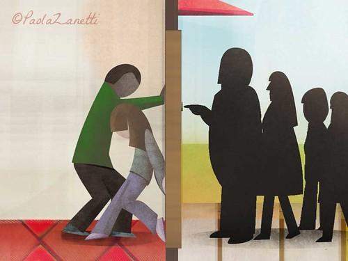 """From """"Il decalogo dell'ospite perfetto"""" by Pecorella_Bertina"""