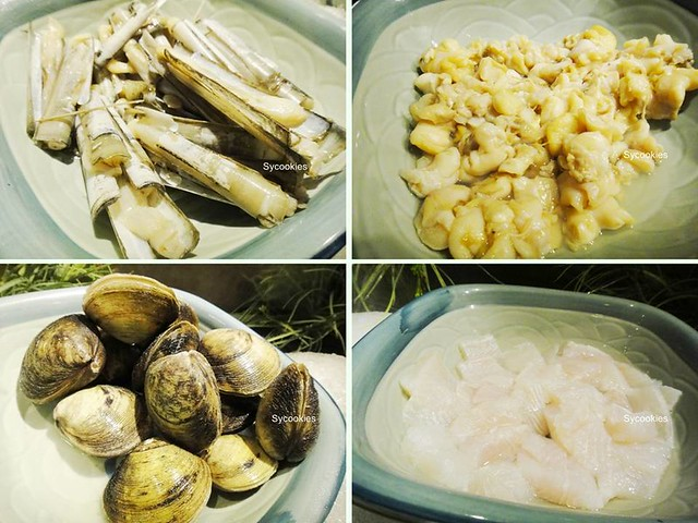 19.seafood for steamboat