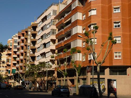 Buildings Les Corts