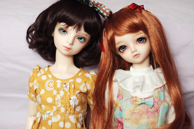 Suzu & Ringo