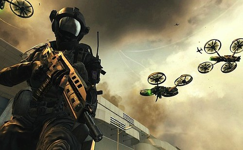 Black Ops 2's Latest Trailer Mixes the Old with the New