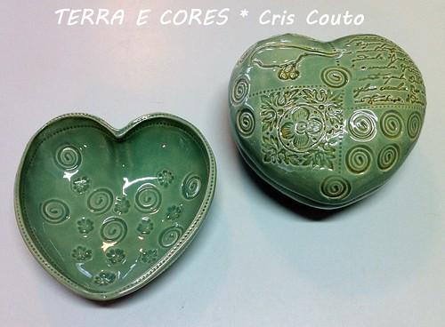 ...Coração... by cris couto 73
