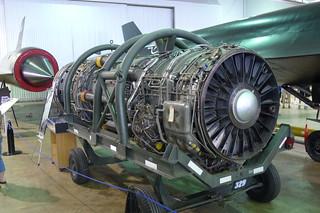 Triebwerk: A-12 Blackbird