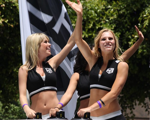 LA Kings Victory Parade by prayitno