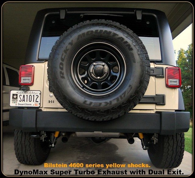 Dynomax 39510 Super Turbo Exhaust Systems: Jeep Tj Dynomax Exhaust At Woreks.co