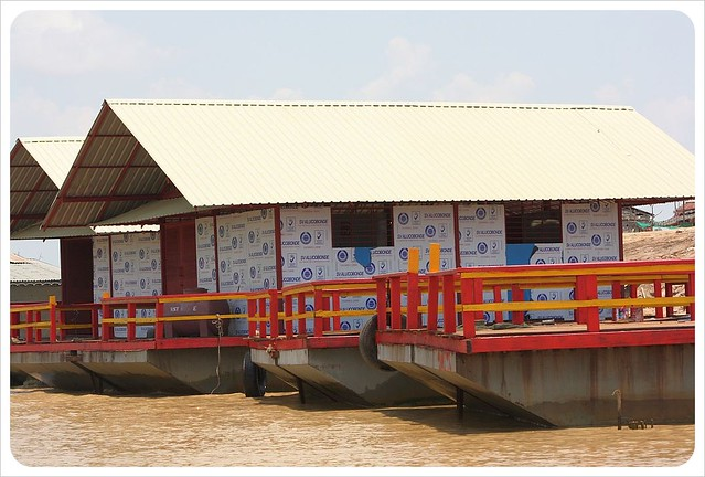tonle sap floating hospital