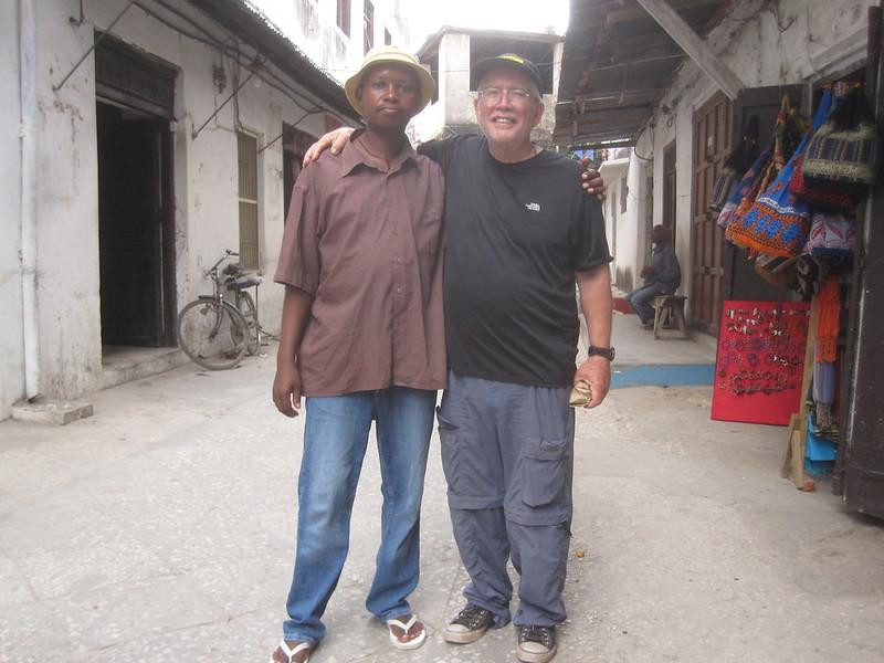 Stonetown Zanzabar Buddies Africa