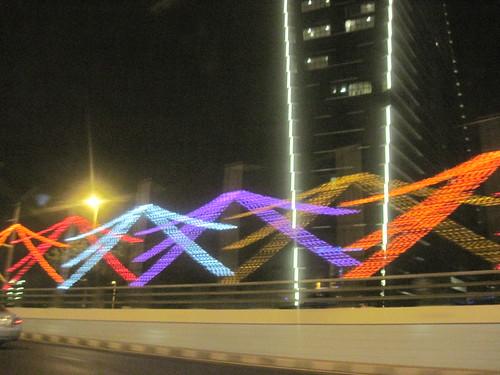 Lights on SZR