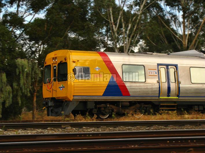 North Adelaide Railway Station by baytram366