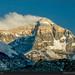 Mount Everest from Basecamp, Tibet