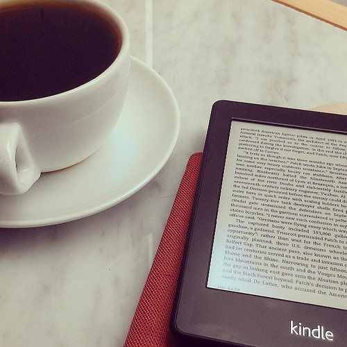 Pourover and more reading.