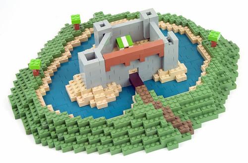 Modulex Castle 2