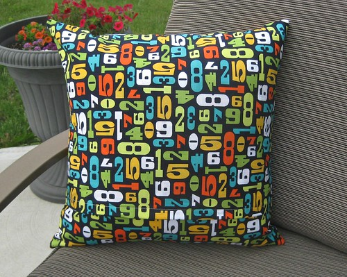 plus pillow back