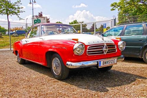 Borgward Isabella TS Coupé 1959 (5272)