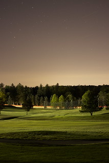 Golf Course @ Night