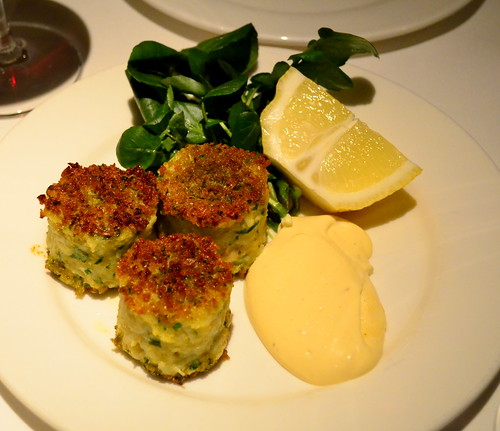Crabcakes and Mayonnaise
