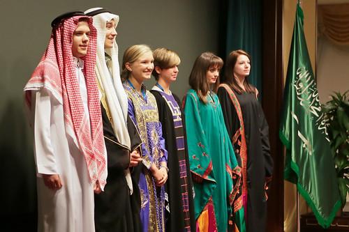 NSLC INTL visits Embassy of Saudi Arabia